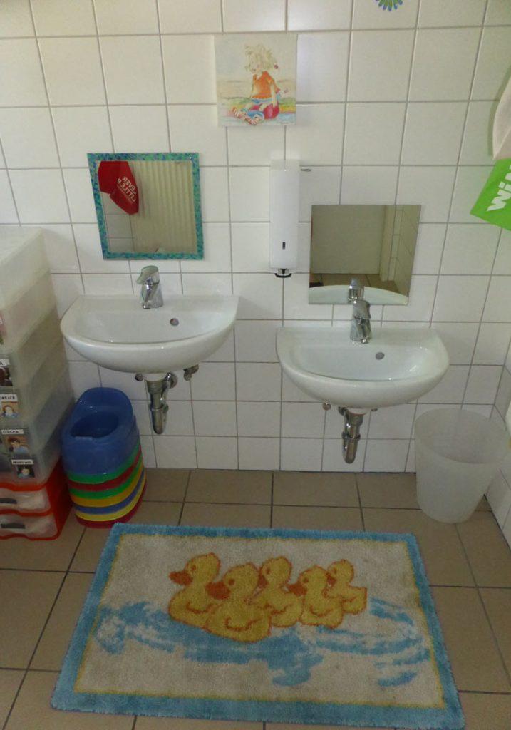 Badezimmer Gneis